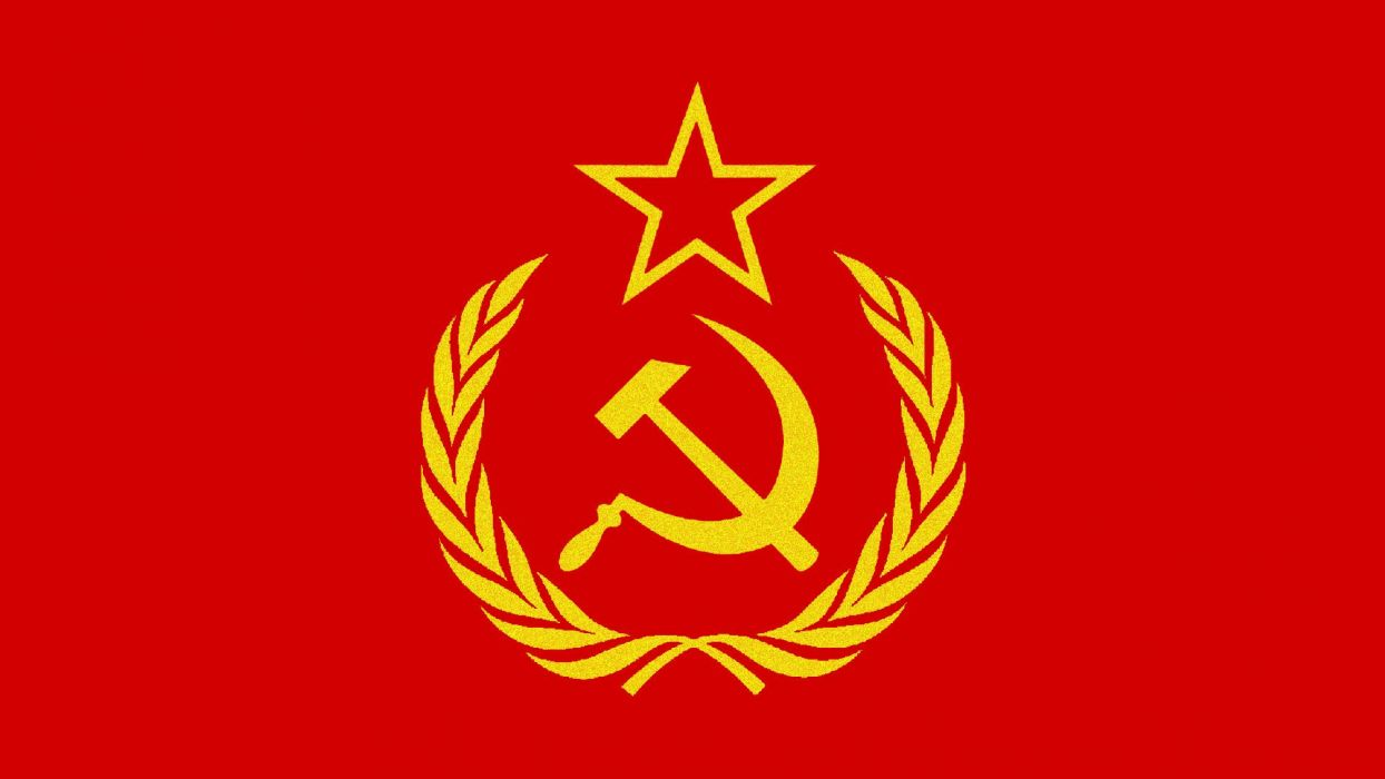 USSR simple background wallpaper
