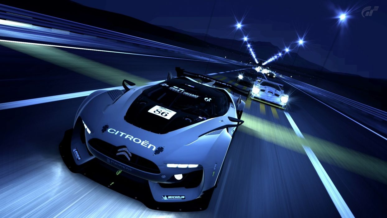 video games cars vehicles Gran Turismo 5 Playstation 3 GT by CitroAIA wallpaper
