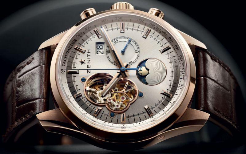 zenith watch chronometer wallpaper