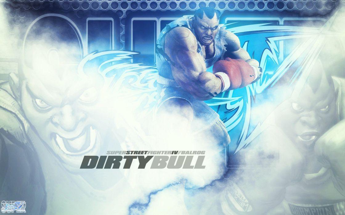 Balrog Street Fighter wallpaper