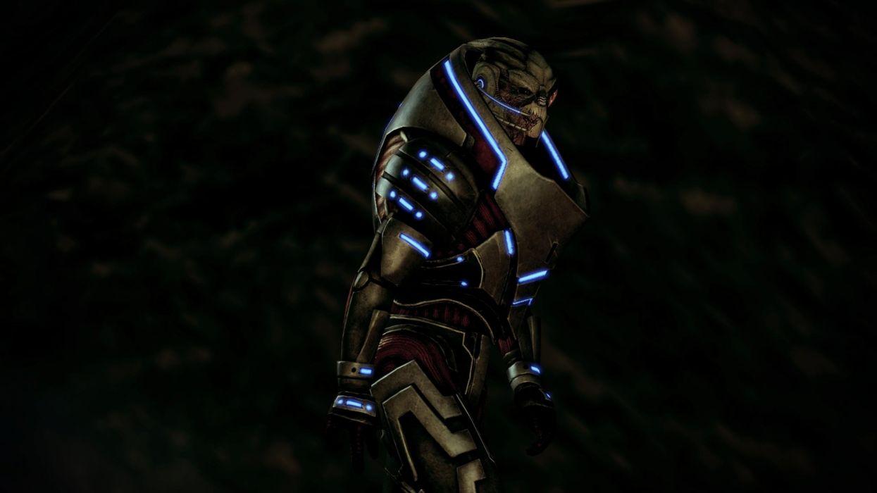 screenshots Mass Effect 2 Garrus Vakarian wallpaper