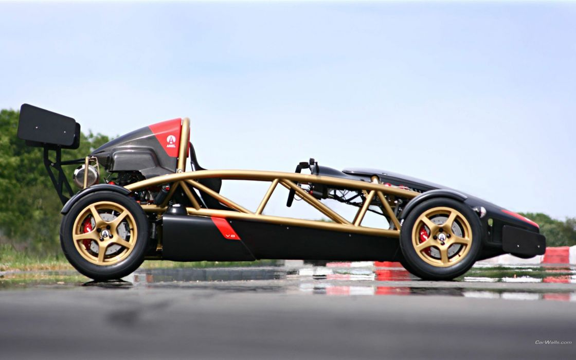 cars atom Ariel Atom wallpaper