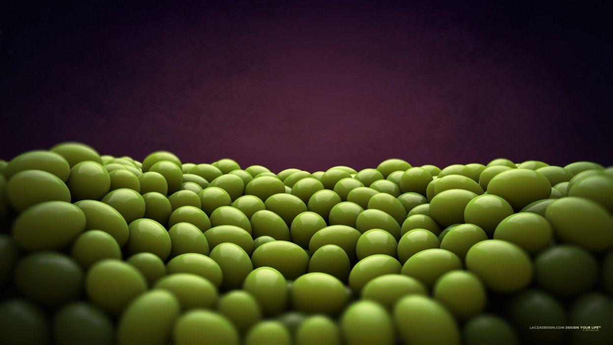 green false marbles lacza wallpaper