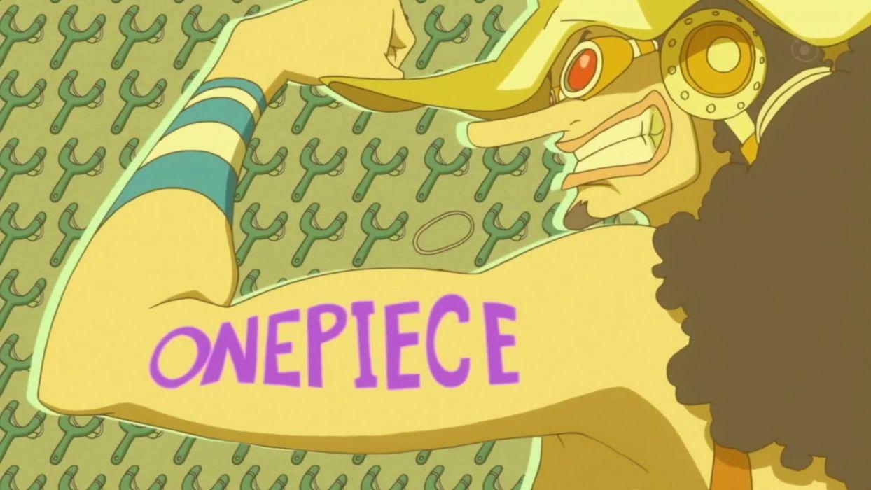 text One Piece (anime) Usopp wallpaper