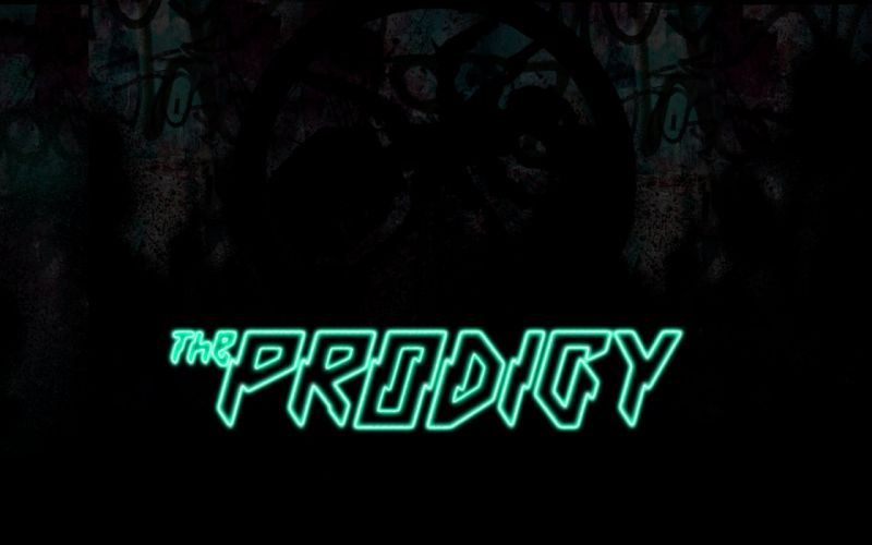 text The Prodigy wallpaper