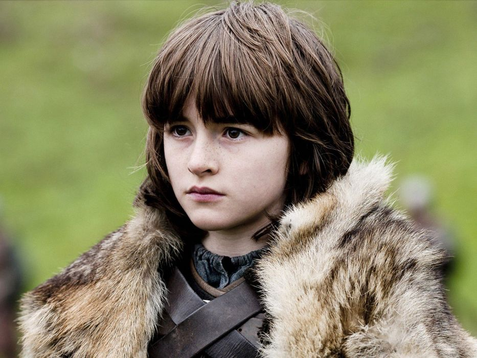 actors Game of Thrones A Song of Ice and Fire TV series Brandon Stark Isaac Hempstead-Wright Bran Stark wallpaper
