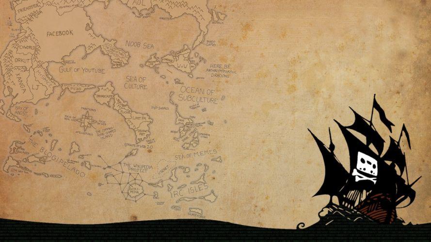 minimalistic pirate ship pirates wallpaper