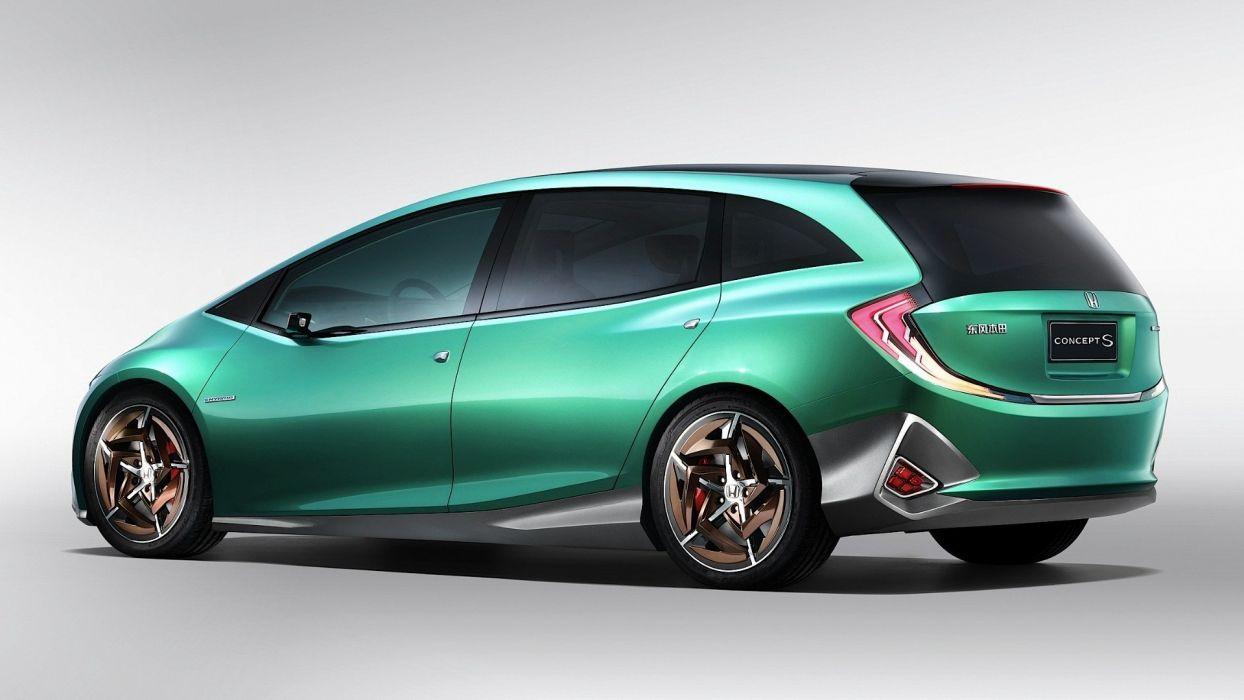 Honda cars concept art wallpaper