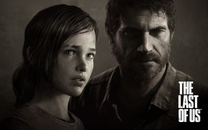 video games Elly The Last of Us wallpaper
