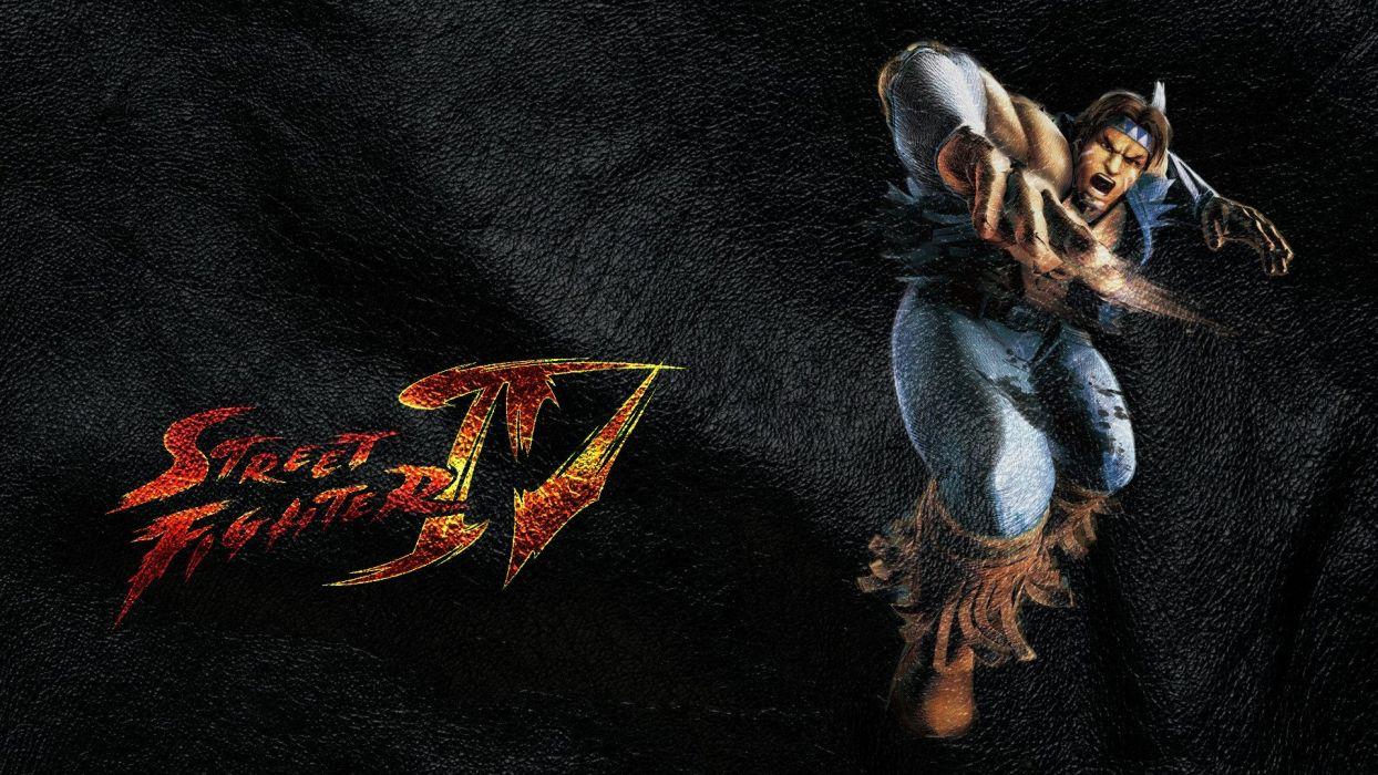 Street Fighter Street Fighter IV T_ Hawk wallpaper