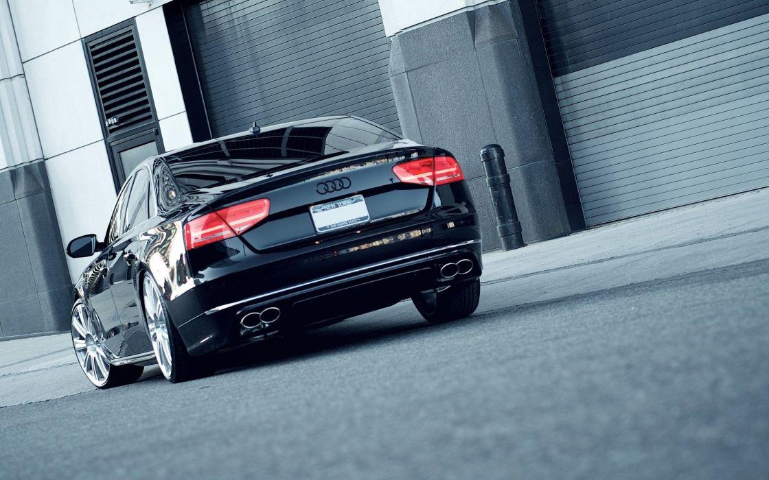 Audi A8 wallpaper