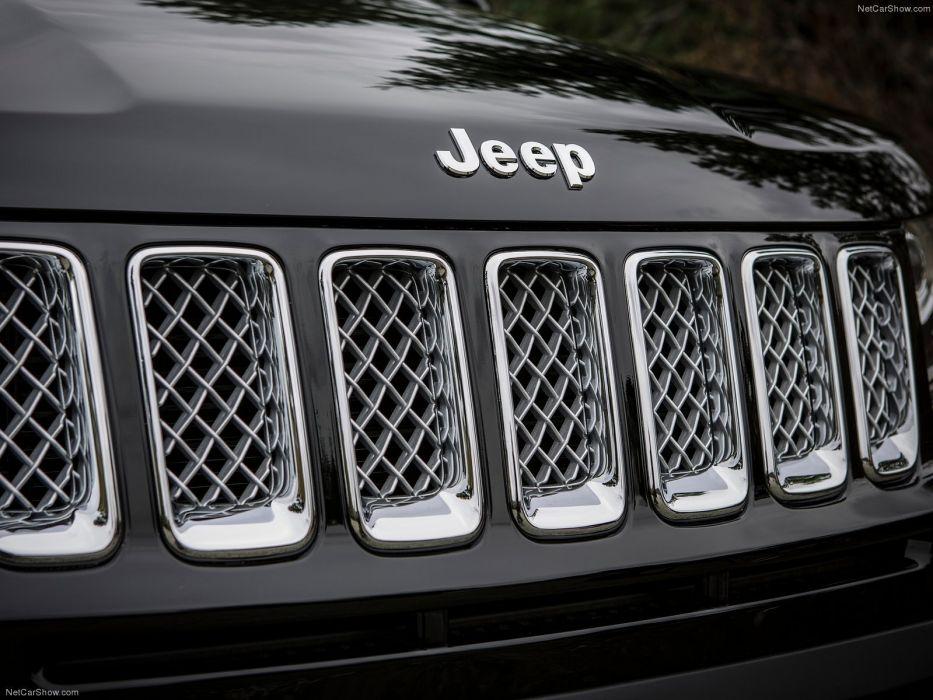 Jeep logos SUV 4x4 Grill Jeep Compass wallpaper