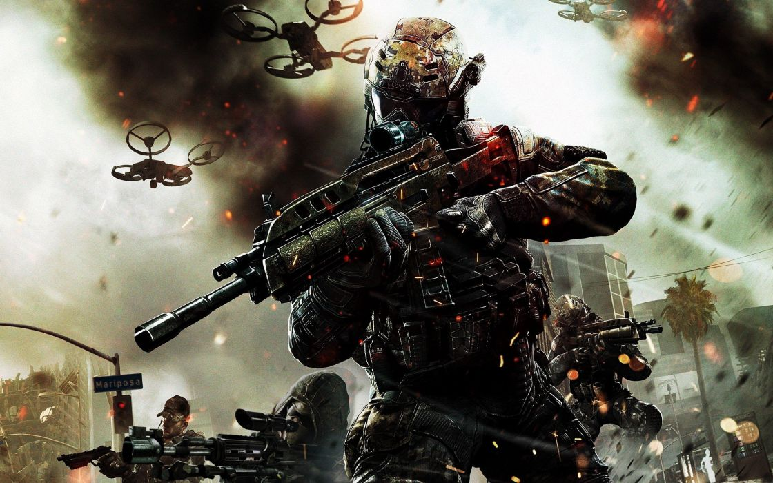 soldiers video games wallpaper