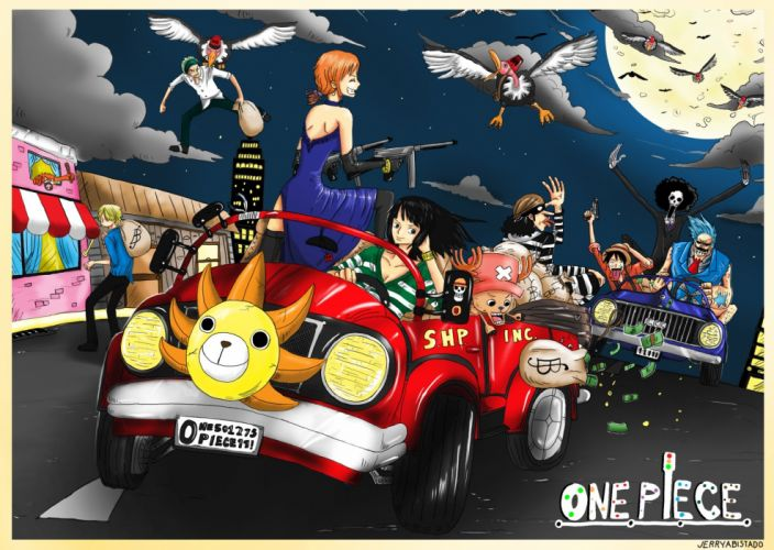 money One Piece (anime) Nico Robin Roronoa Zoro chopper anime manga Franky (One Piece) Tony Tony Chopper Brook (One Piece) Monkey D Luffy Nami (One Piece) Usopp Sanji (One Piece) wallpaper