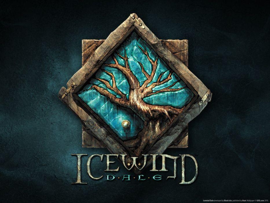 video games Icewind Dale wallpaper