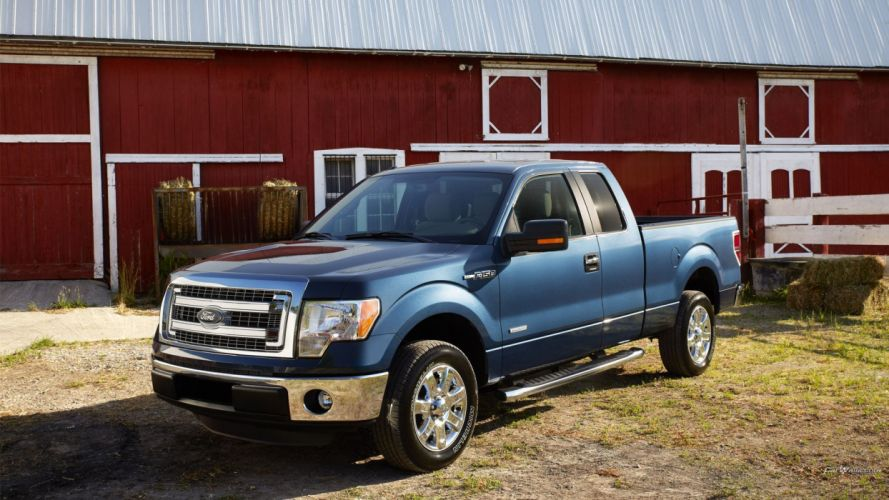 cars Ford Ford F-150 wallpaper