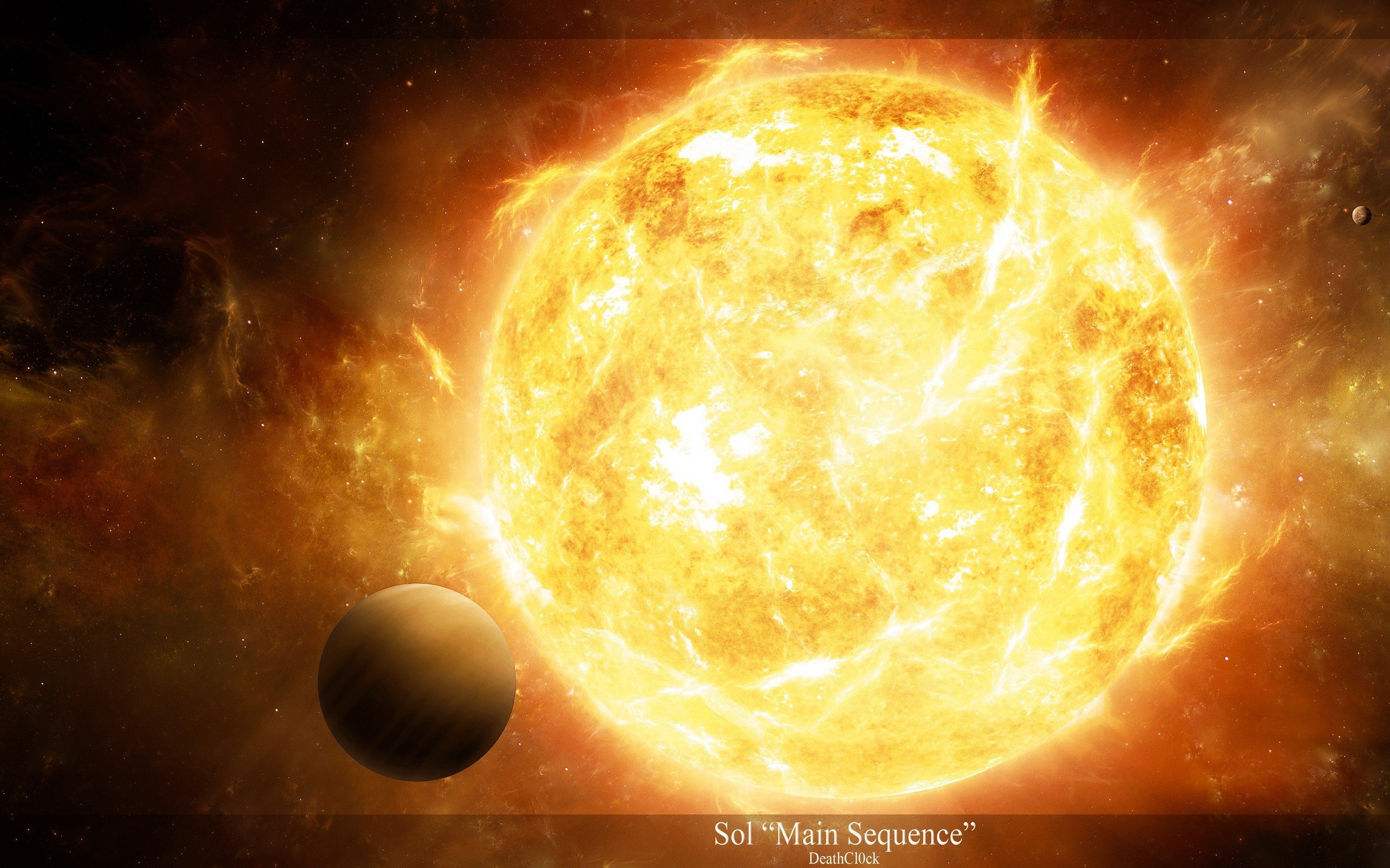 sun and planets 3d - photo #8