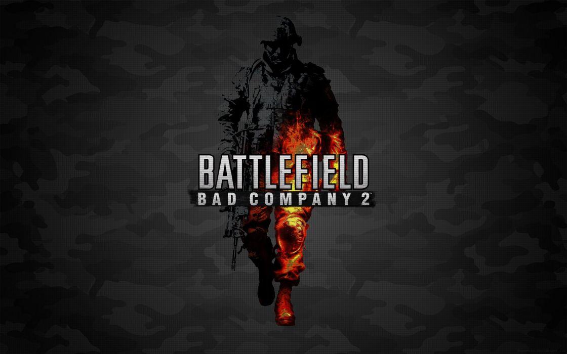 Battlefield Battlefield Bad Company 2 games wallpaper