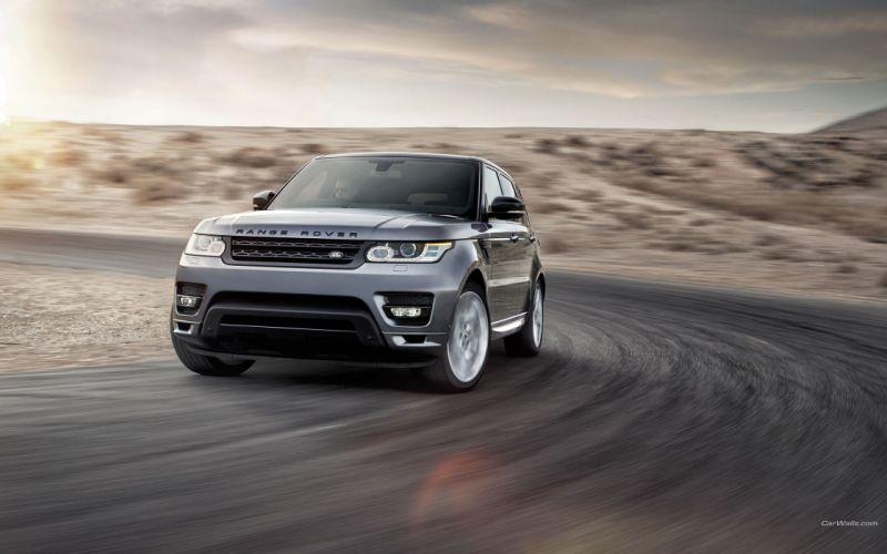 Land Rover Range Rover Range Rover Sport wallpaper