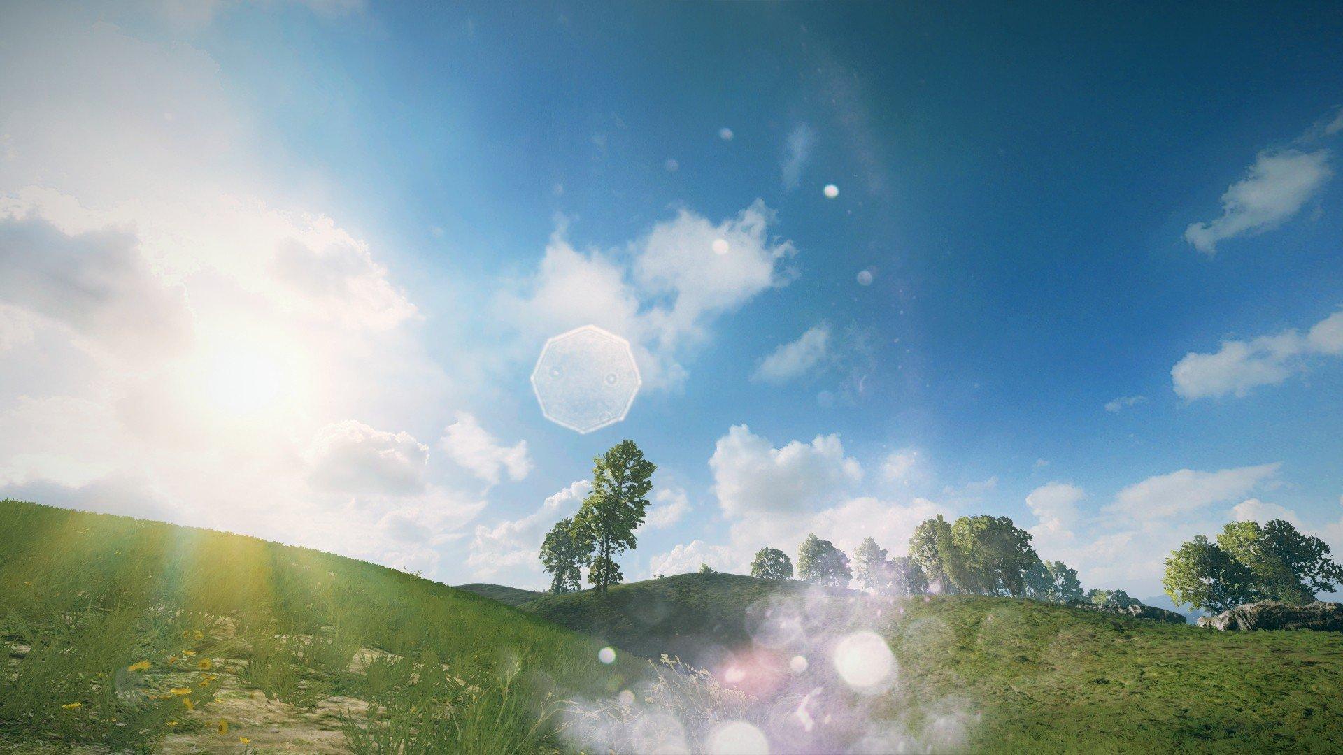 Nature Battlefield 3 Caspian Border Skies Wallpaper
