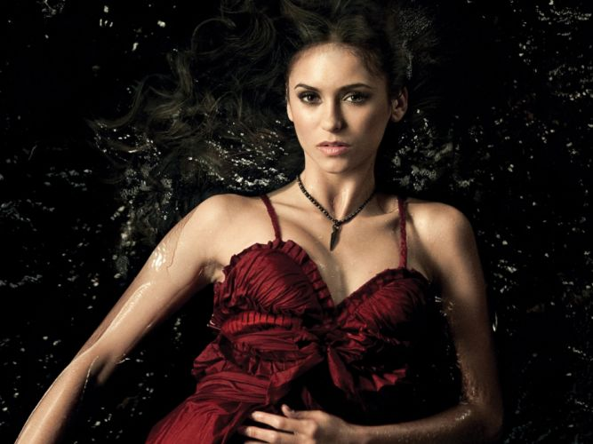 VAMPIRE DIARIES drama fantasy horror television series wallpaper