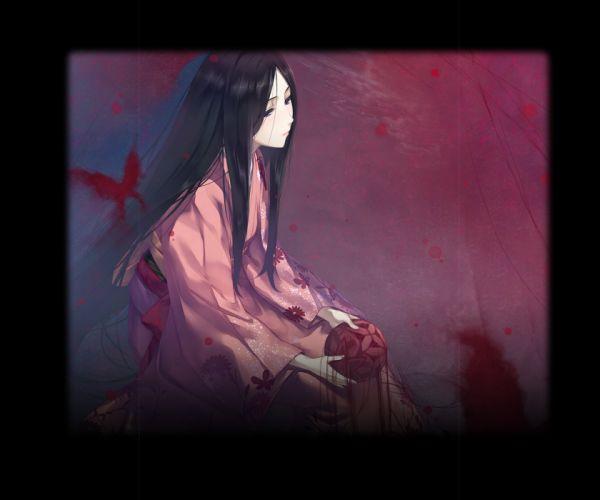 Kara no Shoujo 2 Satsuki f wallpaper
