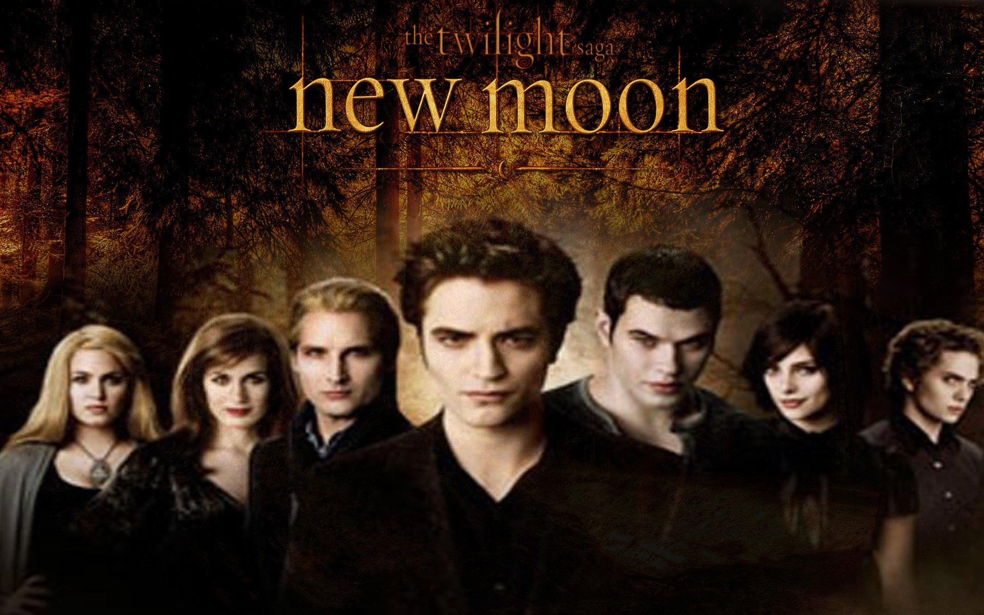 Twilight saga drama fantasy romance movie film vampire for New moon vampire movie