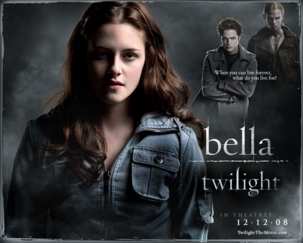 TWILIGHT SAGA drama fantasy romance movie film vampire poster wallpaper