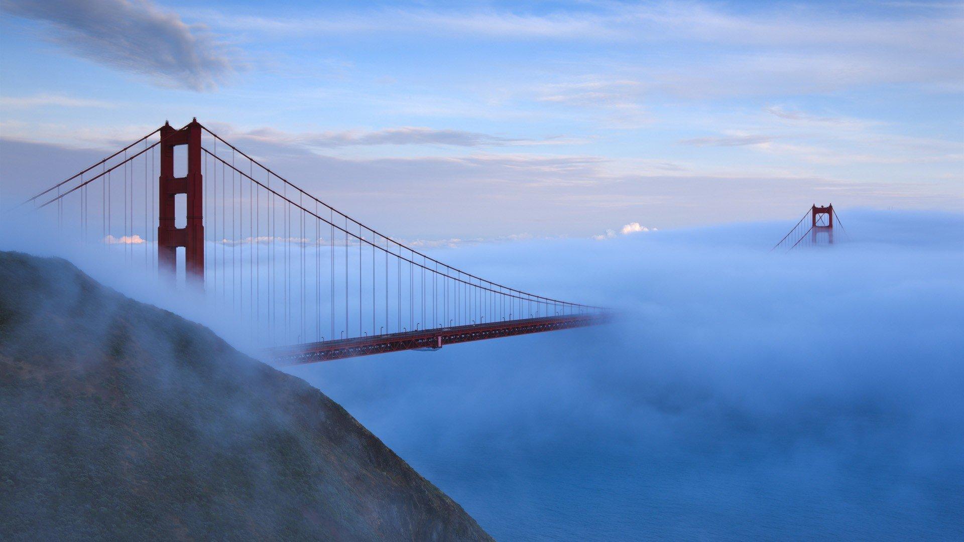 Golden Gate Bridge California San Francisco US Marines