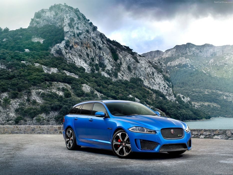 jaguar gt sport break rs wallpaper