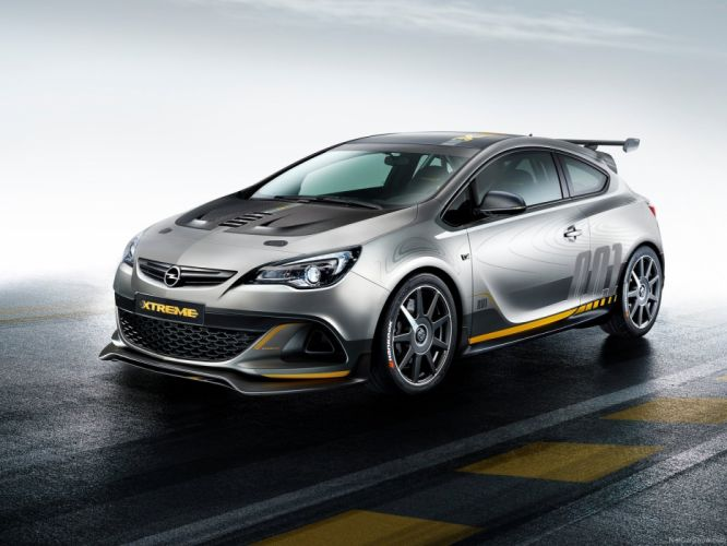 opel astra opc xtreme racing wallpaper