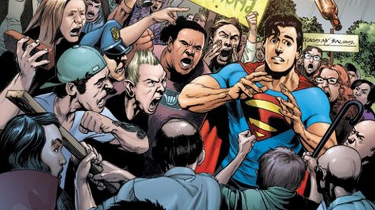 Superman wallpaper