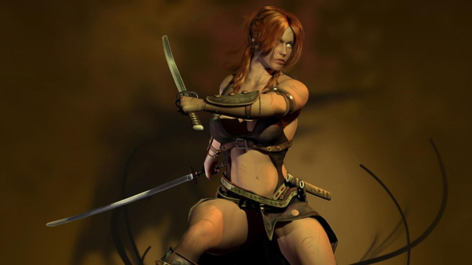 Hentai warrior woman abused pron scene