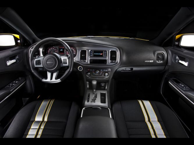 muscle cars dashboards Super Bee Dodge Charger wallpaper