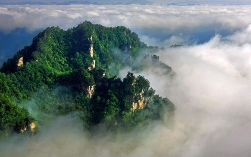 mountain nature landscape cloud lake tree reflection river rock hd 4k ultrahd wallpaper wallpaper