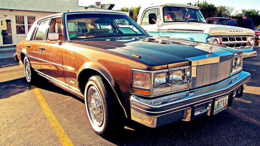 Cadillac Seville wallpaper