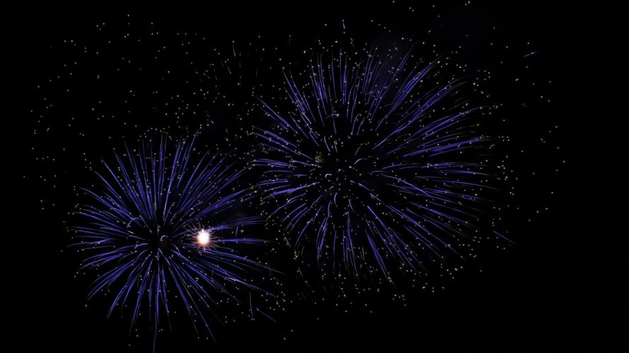 fireworks Szczecin pyromagic wallpaper