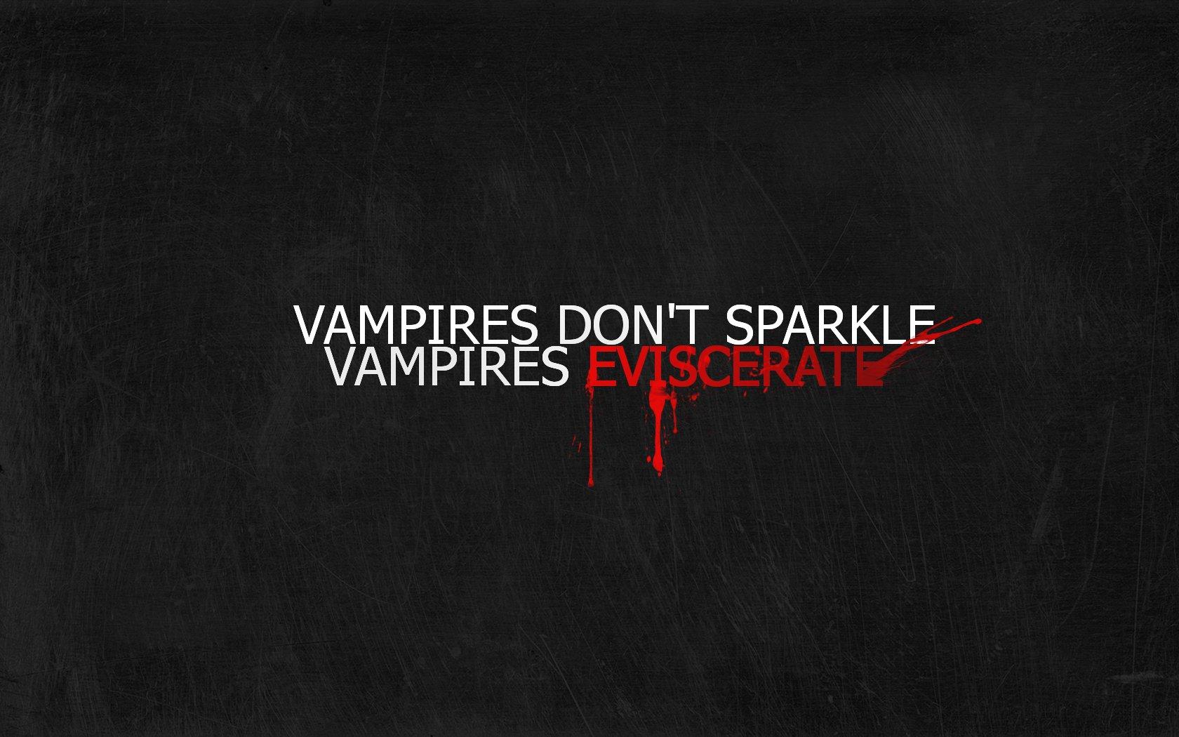 Twilight quotes vampires wallpaper | 1680x1050 | 280110 ...
