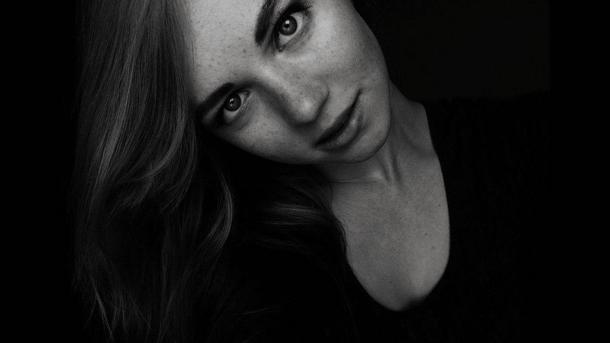 women models Imogen Dyer wallpaper