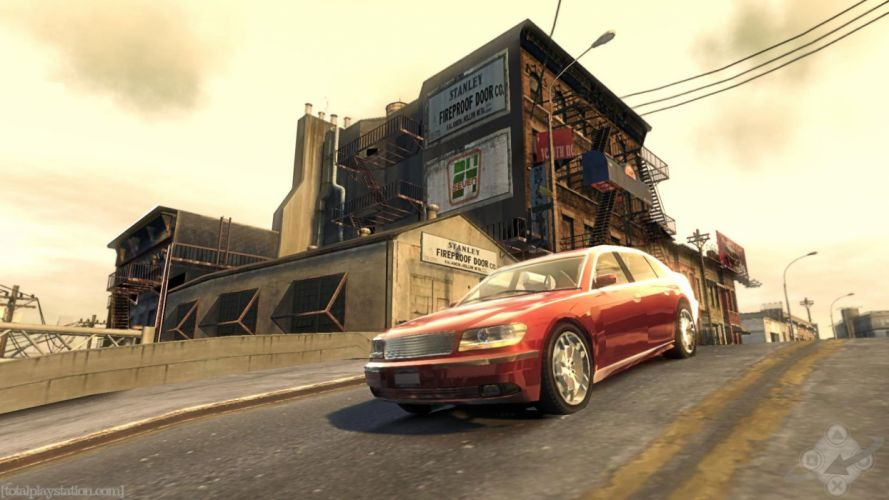 video games Grand Theft Auto Grand Theft Auto IV wallpaper