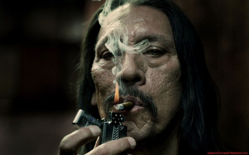 men cigars Danny Trejo wallpaper