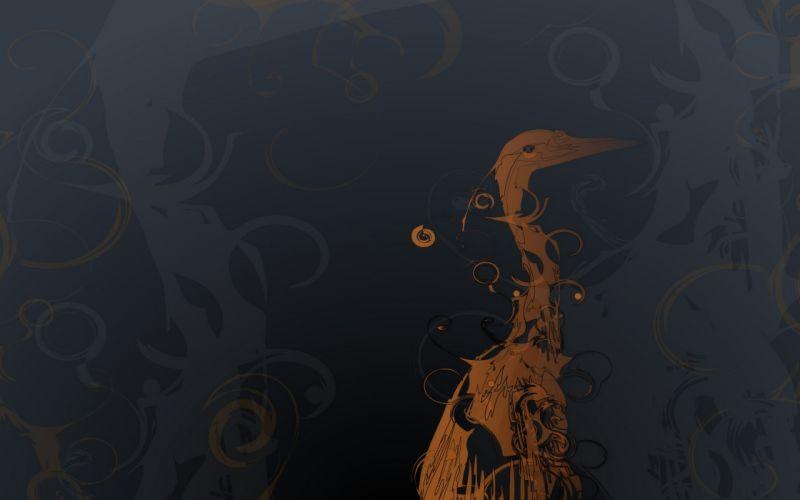 Ubuntu 8_04 Hardy Heron wallpaper