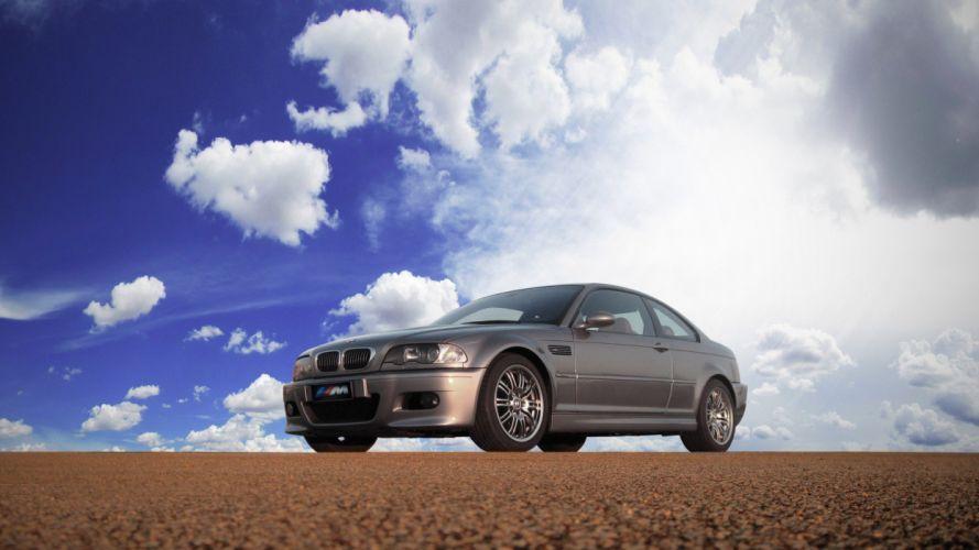cars BMW M3 low-angle shot wallpaper