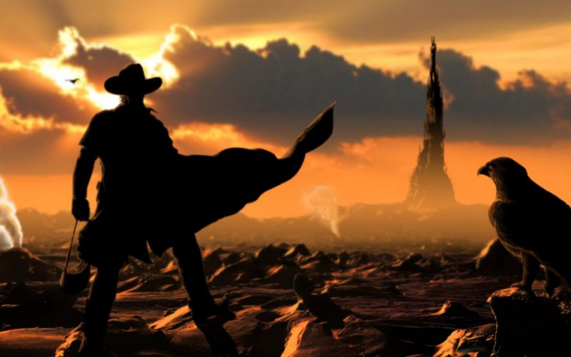 wastelands Dark Tower The Gunslinger Roland Deschain wallpaper