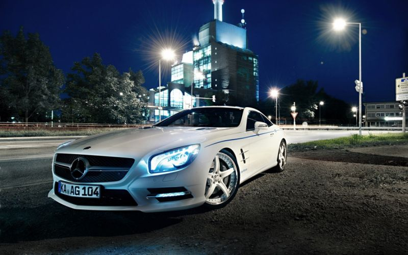 cars white cars Mercedes-Benz Mercedes Benz sl wallpaper