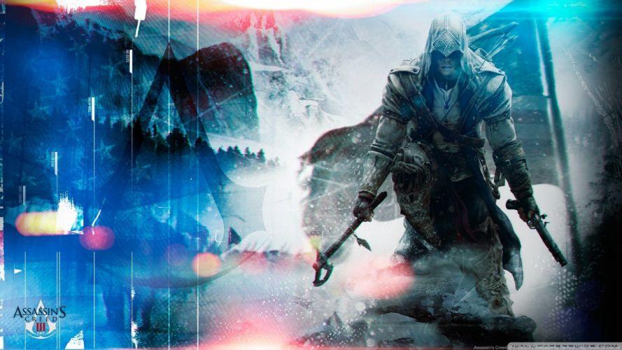 Assassins Creed artwork wallpaper