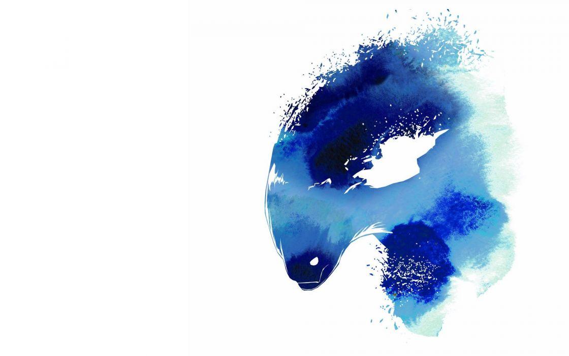video games Valve Corporation DotA DotA 2 Morphling vidya white background wallpaper