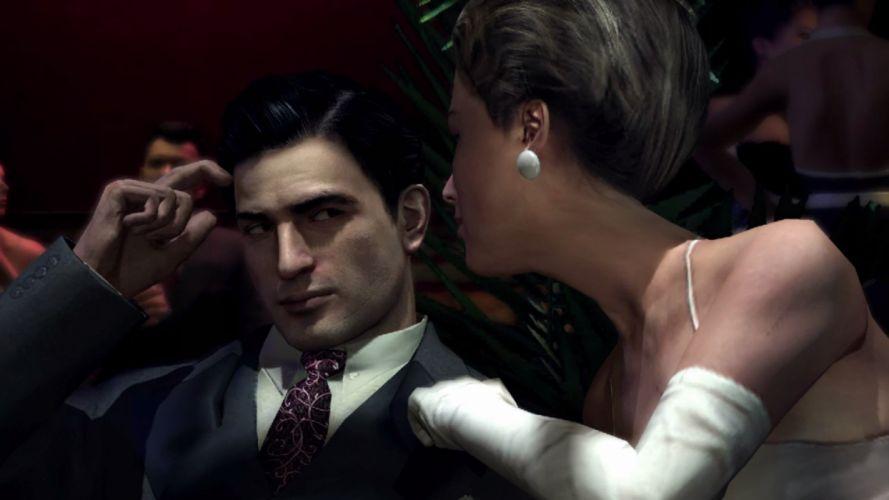 screenshots Mafia 2 Vito Scaletta pc games wallpaper