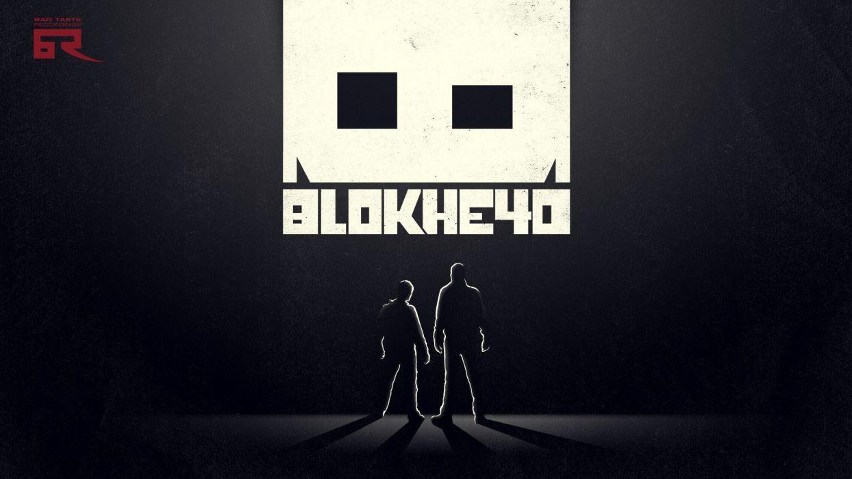 drum and bass Blokhe4d Bad Taste Recordings REVELATION wallpaper