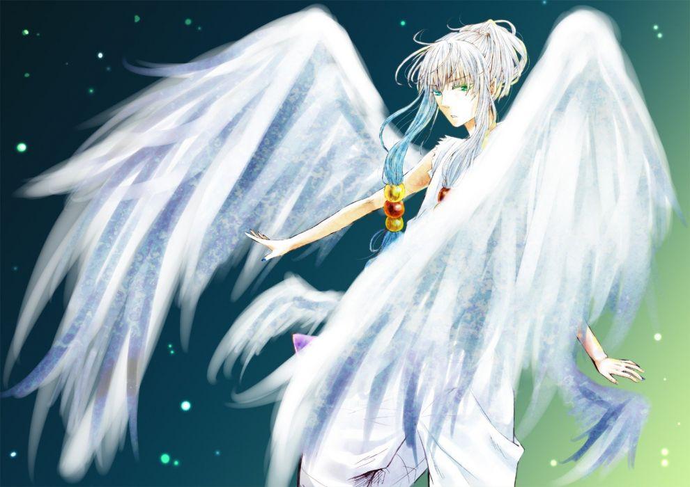 Image for Anime Boy White Hair Wallpaper